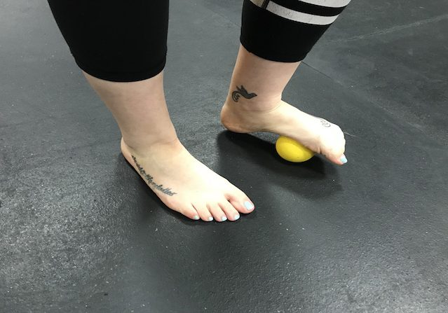 Short-Foot-Activation