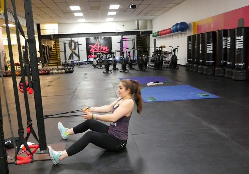 Exercise of the Week – Resistance Band Seated Row