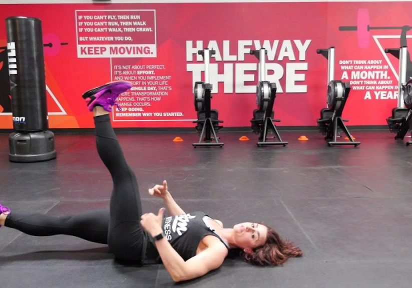 Exercise of the Week – Flutter Kicks