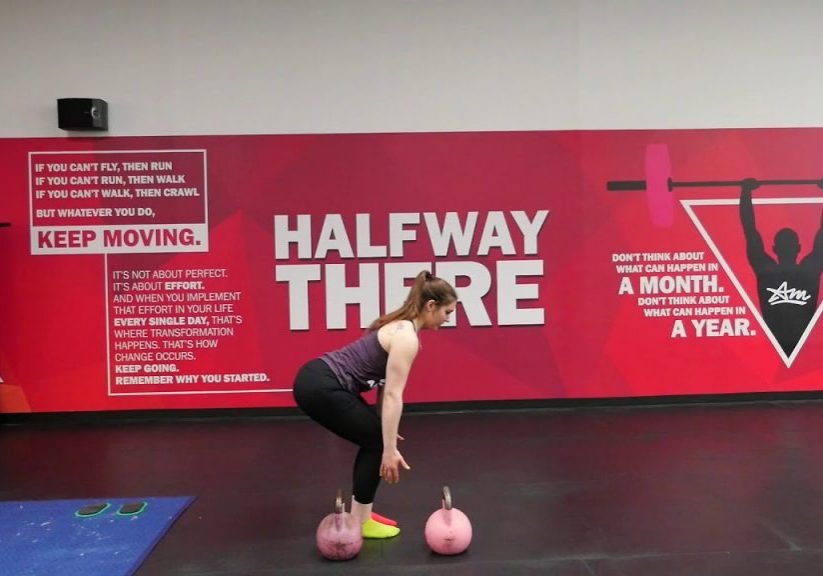 Exercise of the Week – KettleBell Farmers March
