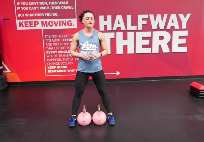 Exercise of the Week – Kettlebell Gorilla Row